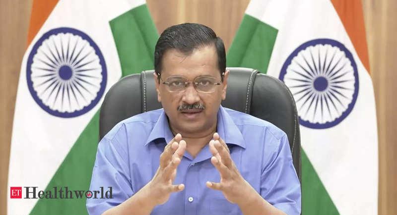 Delhi lockdown extended till May 17: Arvind Kejriwal – ET HealthWorld