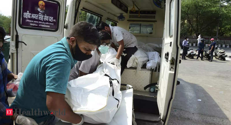 Hospital oxygen shortage claims 13 more; 75 dead in 4 days, Health News, ET HealthWorld