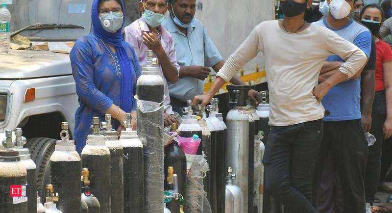Centre never sought oxygen death data: Rajasthan & Chhattisgarh – ET HealthWorld