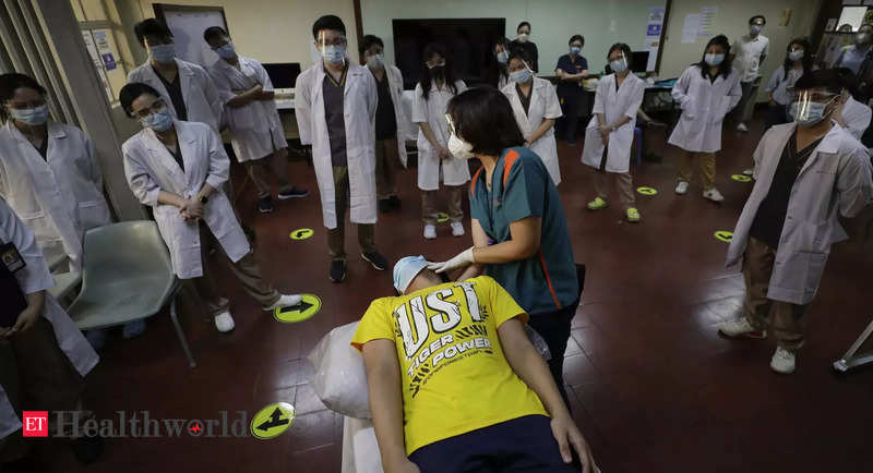 Undergrad medical students to be trained for Covid wave, Health News, ET HealthWorld