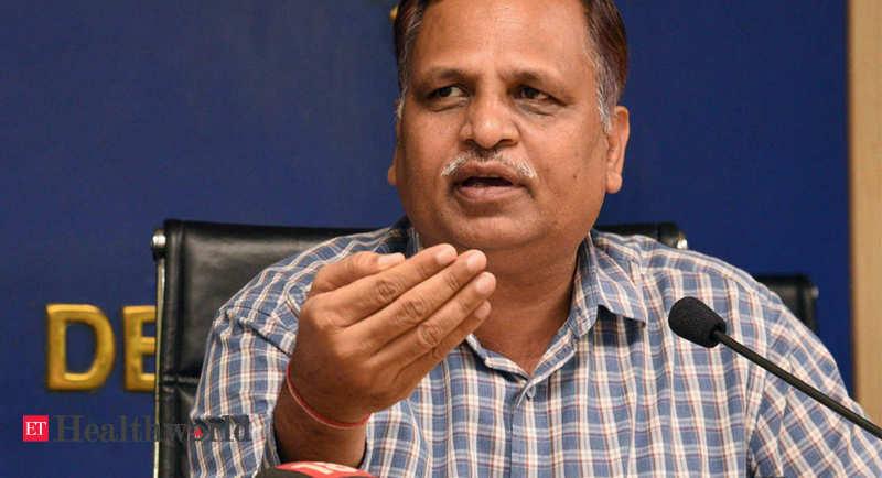 Cashless surgery scheme of Delhi Arogya Kosh extended for mucormycosis patients: Satyendar Jain – ET HealthWorld