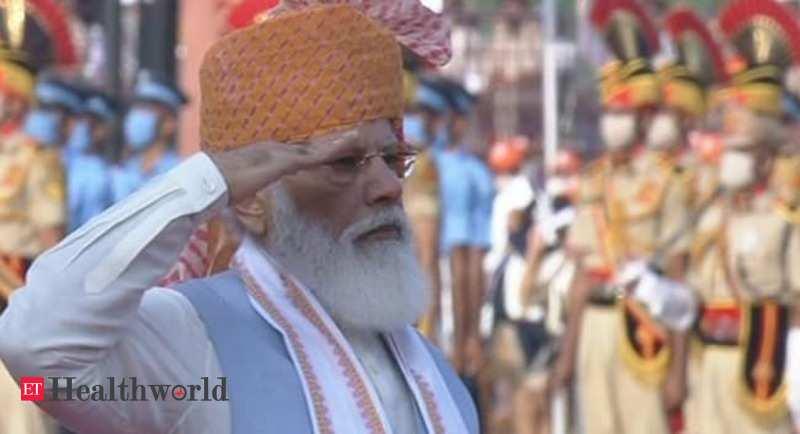 World's Largest COVID Vaccination Drive Underway in India : PM Modi – ET HealthWorld