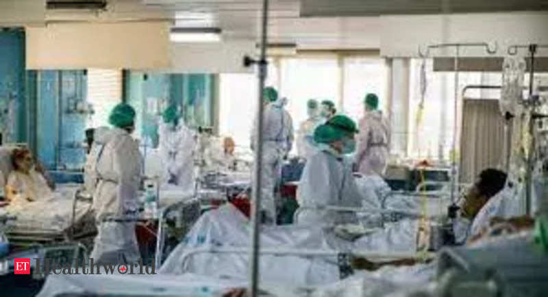 Half of hospitalised Covid patients have persisting symptoms after a year: Lancet study – ET HealthWorld