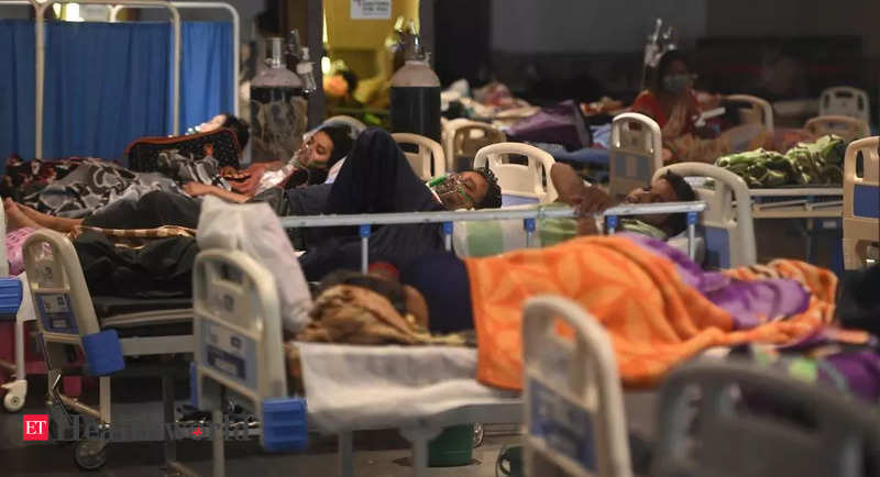 Hospitals had double-digit revenue growth in second wave of COVID : Report – ET HealthWorld