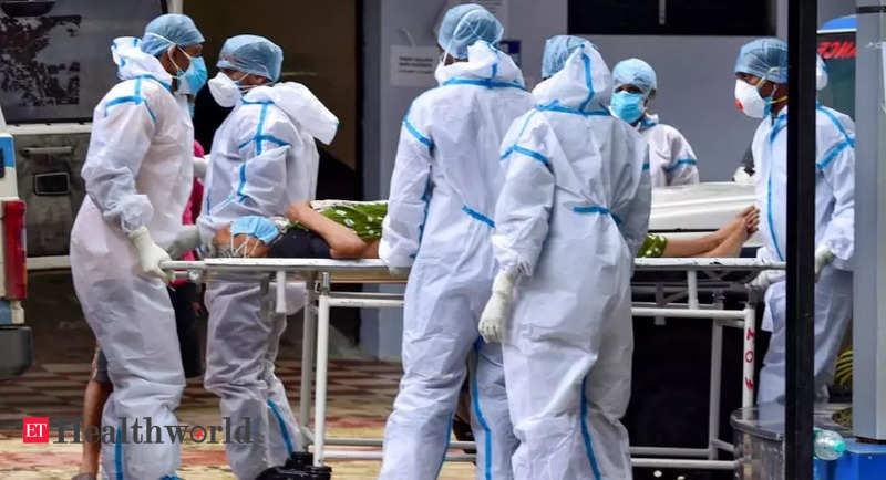 India's vaccination drive crosses 66 crore mark as fresh COVID cases rise – ET HealthWorld