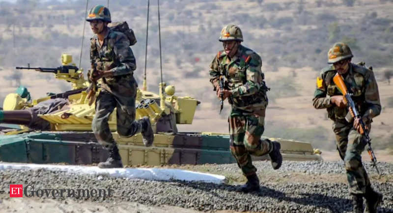 Making the armed forces future ready: Challenges and opportunities – ET Government