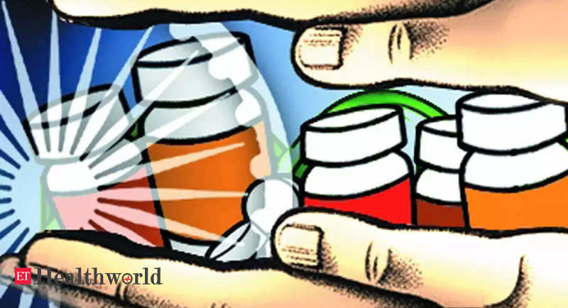 Government slashes prices of about 39 commonly-used drugs – ET HealthWorld