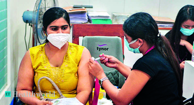India gave more jabs than G7 combined in Aug – ET HealthWorld