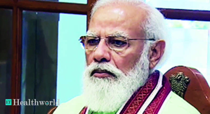 PM chairs key Covid meet as festival season starts – ET HealthWorld