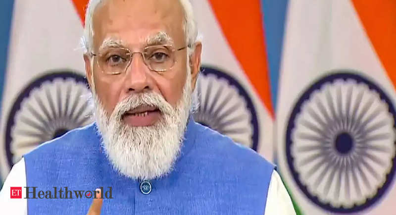 International travel should be made easier through mutual recognition of vaccine certificates: PM Modi – ET HealthWorld