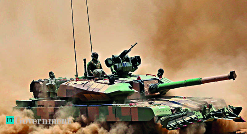 Defence Ministry approves Rs 13,165 crore capital acquisitions by military for modern weaponry – ET Government