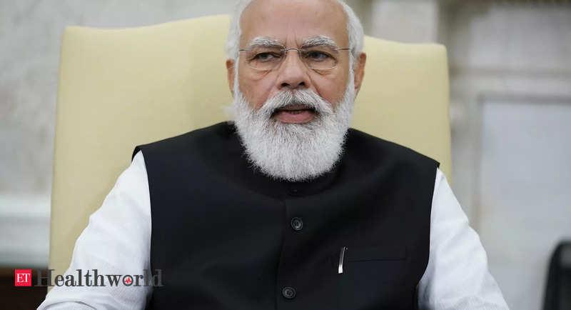 PM Narendra Modi to virtually open 15 oxygen plants in Gorakhpur – ET HealthWorld