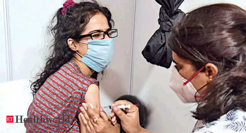 WHO nod boosts voices for a third Covid shot in India – ET HealthWorld