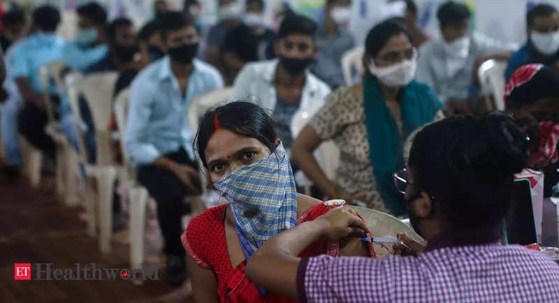 India crosses 1 billion COVID-19 vaccination, Govt gears up for celebration – ET HealthWorld
