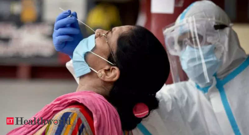 India reports 15,786 new Covid-19 infections in last 24 hours – ET HealthWorld