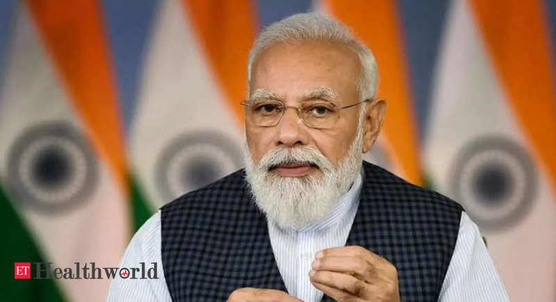 100 Crore vax mark strengthens India's stance as a pharma hub for the world: PM – ET HealthWorld