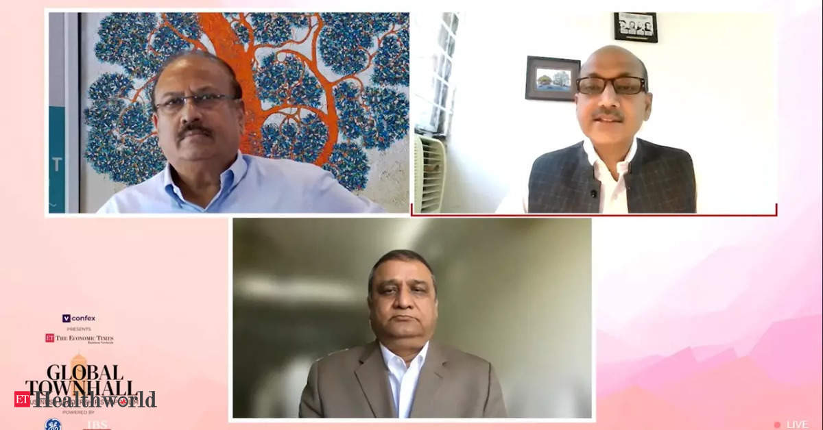 Bharat Biotech International Limited (BBIL): ET Global Townhall : Reimagining healthcare in a globalized world