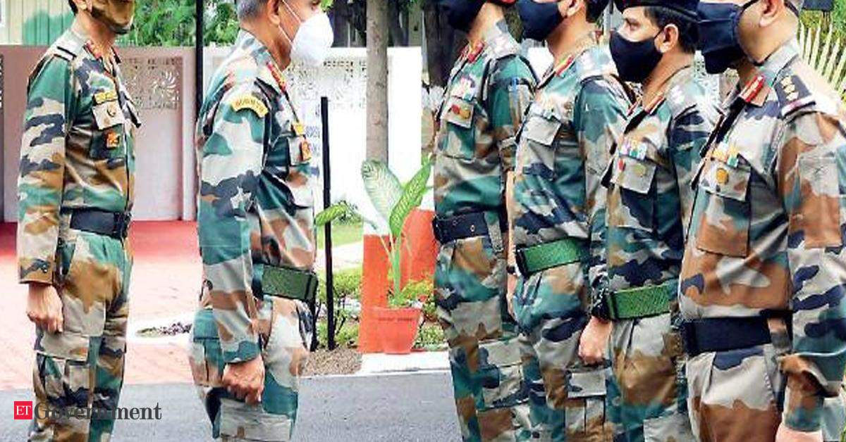 Second edition of Army Commanders' Conference to start from today – ET Government