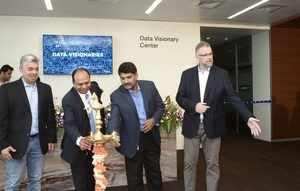 netapp opens its new data visionary engineering center in bangalore