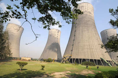 ntpc dadri striving to become cleanest coal fired plant of india