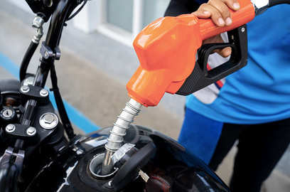 petrol diesel rise sharply as global oil prices hit highest levels this fiscal