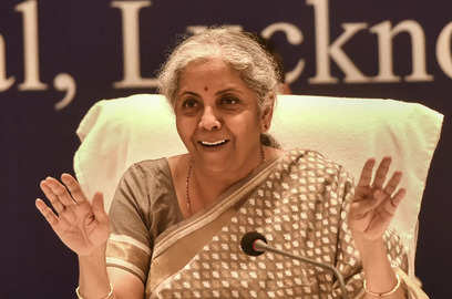 petroleum products not to be included under gst says nirmala sitharaman