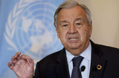 phase out ice vehicles in developed countries by 2035 developing nations by 2040 says un secretary general