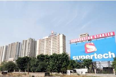 registration of 26 projects of supertech has lapsed