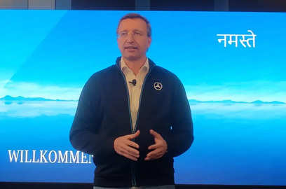 rotf changed our course i believe it can do it for the industry also says martin schwenk md ceo mercedes benz india