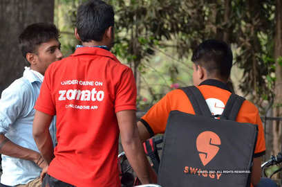 swiggy zomato to collect 5 gst on deliveries food not to get dearer