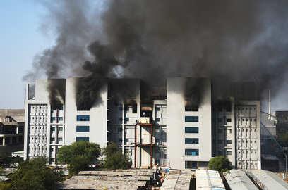 three govt agencies launch probe in serum institute fire