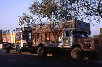 truckers demand relief measures as losses mount to rs 42 000 cr due to lockdowns